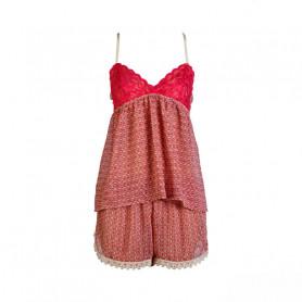 Pijama Rosa - Bienaventurada