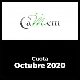 CAMEM - Cuota 10/2020 - Octubre 2020