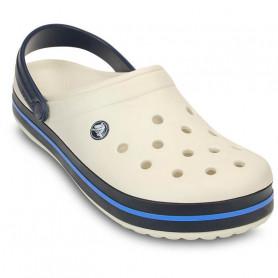 Crocs - Crocband Oyster/navy
