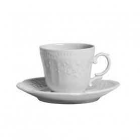 Taza de café con plato - Bazar Palermo