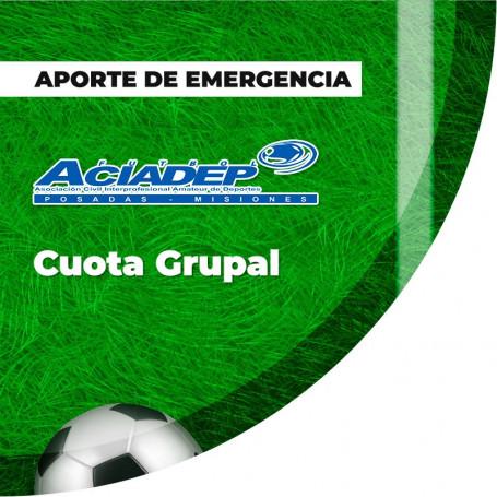 ACIADEP - Aporte De Emergencia 2020