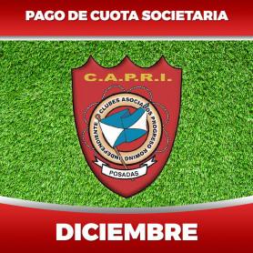 CAPRI - Cuota 12/2020 - Diciembre 2020
