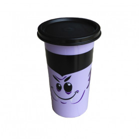 Vasos halloween - Tupperware