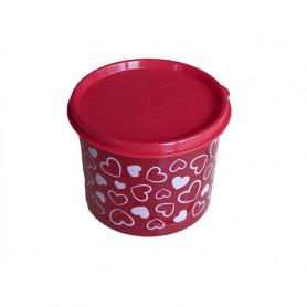 Hermético Corazones - Tupperware