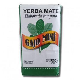 Yerba Mate Gajo Miní Tradicional 500Gr