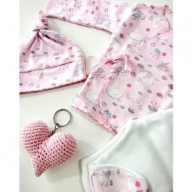Set recién nacido - Pantera Rosa