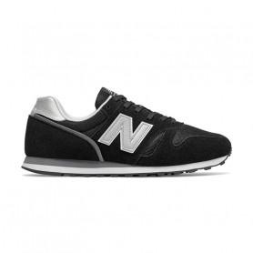 Zapatillas New Balance 373 Negro y Blanco