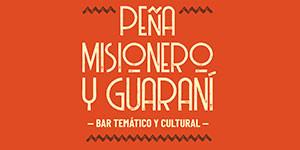 Peña Misionero y Guarani
